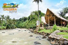 Caldera River Resort - Citarik , Sukabumi, Indonesia