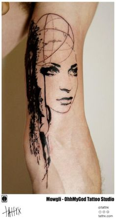 """Mowgli Tattoo - """"Precedent"""" tattrx.com/artists/mowgli"""