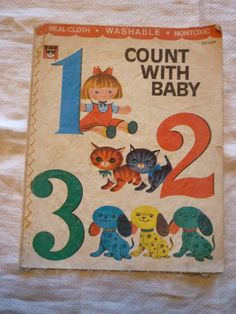 COUNTING WITH BABY.......................Gratitude Treasury by Pat Peters on Etsy