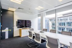 BREAKOUT AREAS! SingTel call centre by SCA Design ...