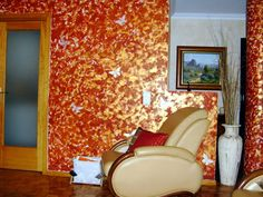 My works, Manuel Couto  Hand-painted wall