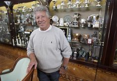 Indy 500 winner Mario Andrettis home reflects his legendary career
