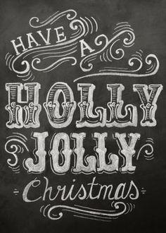 Christmas Decor - Have a Holly Jolly Christmas Aѕωєєтgιяℓ27