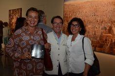 Paola Colacurcio, Marc Pottier e Laura Marsiaj