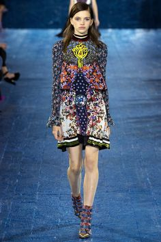 Mary Katrantzou Spring 2016 Ready-to-Wear Collection Photos - Vogue - #fashionweekfrenzy