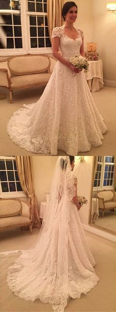 country wedding dresses,lace wedding dresses,simple wedding dresses,cheap wedding dresses @simpledress2480