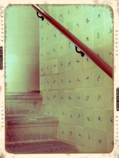 Stairing at the past