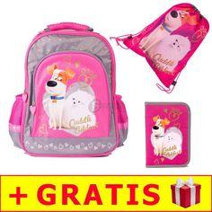 4-zestaw-szkolny-pets-dla-dziewczynki-plecak----pi_1 Cuddling, Lunch Box, Physical Intimacy, Bento Box, Cuddles, Hug, Cuddle
