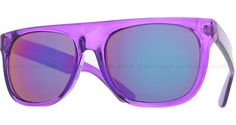 Minimalist Crystal Revo Sunglasses - House Of Sunglasses