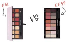 The Best Eye Makeup Dupes UK