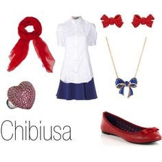 """""""Chibiusa"""" by ja-vy on Polyvore--- Sqeeeal!!"""