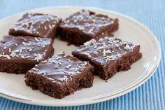 chocolate wheatbix squares