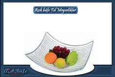 Açık büfelerde şık sunumlar için farklı formlarda tel meyvelikler için tıklayın. http://www.acikbufeekipmanlari.com/index.php?route=product/search&search=tel%20meyvelik meyvelik,tel meyvelik,açık büfe meyvelik,açık büfe,açık büfe ekipmanları,açık büfe malzemeleri #meyvelik #telmeyvelik #açıkbüfemeyvelik #açıkbüfe #açıkbüfeekipmanları #açıkbüfemalzemeleri