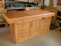 assembly / downdraft table - by Greedo @ LumberJocks.com ~ woodworking community