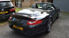 MY PORSCHE 997 TURBO 600 BHP DMS AUTOMOTIVE TUNED WITH KLIEN INNOVATION EXHAUST AND SPORTS CATS