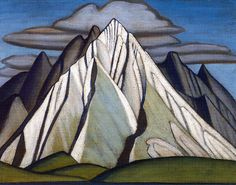 Inward Journey: The Life of Lawren Harris Group Of Seven Art, Group Of Seven Paintings, Emily Carr, Canadian Painters, Canadian Artists, Tom Thomson Paintings, Most Famous Artists, Landscape Art, Famous Landscape Paintings