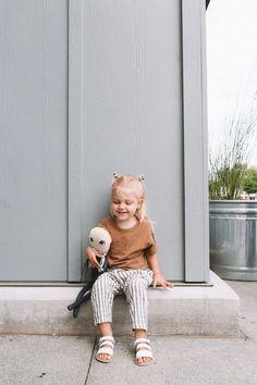 Cute Kids Clothes - Kids Clothes Subscription Box - Chou La La Source by overwhelmbride kids clothes Baby Kind, Cute Baby Girl, Cute Babies, Baby Baby, Baby Girls, Little Girl Fashion, Toddler Fashion, Kids Fashion, Fashion Clothes