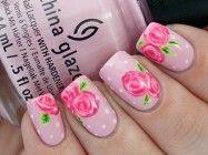 Яркий и стильный весенний дизайн ногтей