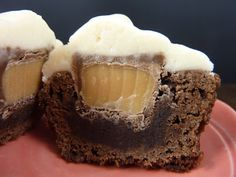 Cookies on Friday: Rolo Brownie Bites