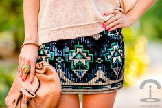 Most Wanted Skirt ( T-Shirts & Graphic Skirts )