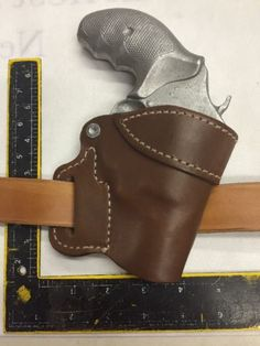 S-W-Smith-Wesson-J-Frame-36-37-60-442-642-High-Ride-Leather-Holster-OWB