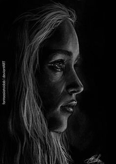 Date : Used : white&grey colored pencils, white gel pen, black paper Time : Silver Lady Black And White Art Drawing, Black Paper Drawing, Black White Art, Black And White Portraits, Dark Art Drawings, Pencil Art Drawings, Art Sketches, Face Drawings, Charcoal Sketch