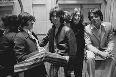 In the summer of '68 The Beatles were in the midst of recording 'The Beatles' (The White Album).