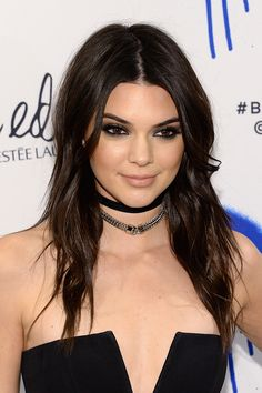 Kendall Jenner Just Schooled Us on How to Wear a Smokey Eye | Daily Makeover