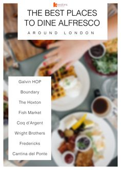 The best places to dine alfresco around London.🌳🍽☕️ With the warmer weather comes an undying need to dine outside – and we don't blame you. But too often we find ourselves wandering around London looking for somewhere to eat outside and, reluctantly, settling for an over-crowded tourist attraction. https://www.keatons.com/access-london/the-best-places-to-dine-alfresco/