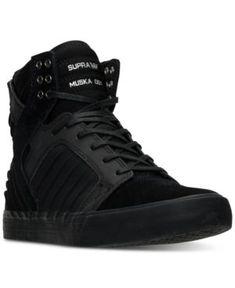 ad13f7cbf4a6 Supra Men s Skytop Evo High-Top Casual Sneakers from Finish Line - Black  13. Danielle BS · shoe s