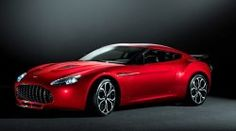 Aston Martin V12 Zagato. If you think this car looks cool, search YouTube for the video it starting up. It sounds even better!!