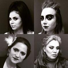 Clase de Maquillaje nivel II. #solecester #moda #maquillajemoda #makeup #hair #fotografia