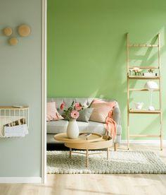 Em pouco tempo, chega aí a Primavera. Vamos redecorar as salas de estar?!?   Casinha colorida