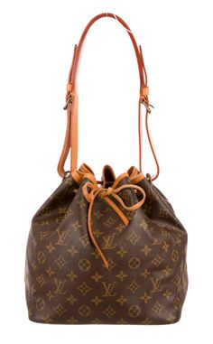 Vintage Louis Vuitton Bucket Bag