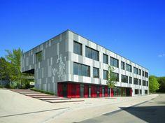 Albert-Schweitzer-Gymnasium Gundelfingen - heinze.de
