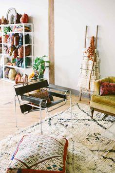 Studio Tour: Semikah Textiles | Design*Sponge