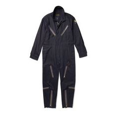 RRL&CO* Indigo Twill Flight Suit