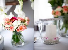 wedding table decoration, photo: Kasia Bobocińska
