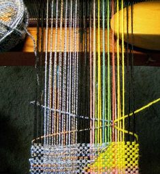Clasped-Weft Technique