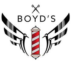 Barber Shop Logo, Logo Barber Shop, Barber Shop Names, Barber Shop Decor, Logo Design, Name Design, Creative Logo, Corporate Branding, Shop Name Ideas