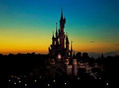 Disneyland Paris - The Only Reson I'm Going To Paris