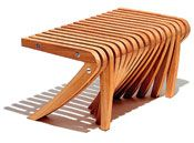 Spirit song furniture collection  Architectural Record | Product Focus | Landscape Furnishings
