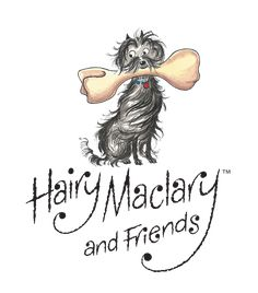 Hairy Mackay party printables
