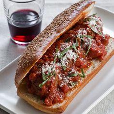 Meatballs on Food & Wine