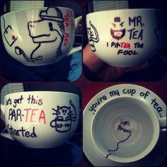 Tea-Rex Tea Set