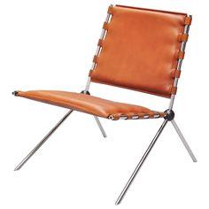 PSE 58 Chair by Paul Schneider von Esleben from H.Kauffeld, c.1953