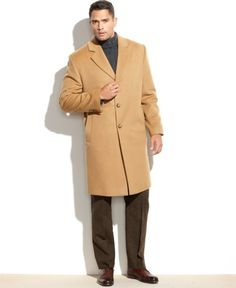 Michael Kors Michael Madison Cashmere Blend Overcoat   Coat, Jacket and Clothing