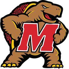 Maryland Tattoo, I Lak, Football Team Logos, Sports Logos, College Football, Sports Teams, College Sport, Flyers Hockey, College List