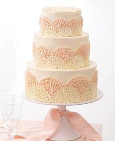 wedding cake-DARLING!!!
