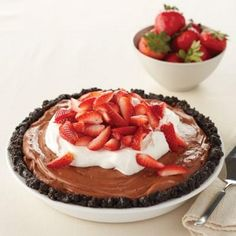 Dessert Recipes: Chocolate Cream Pie